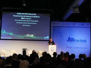 Nikolaus Rajewsky - Keynote speech